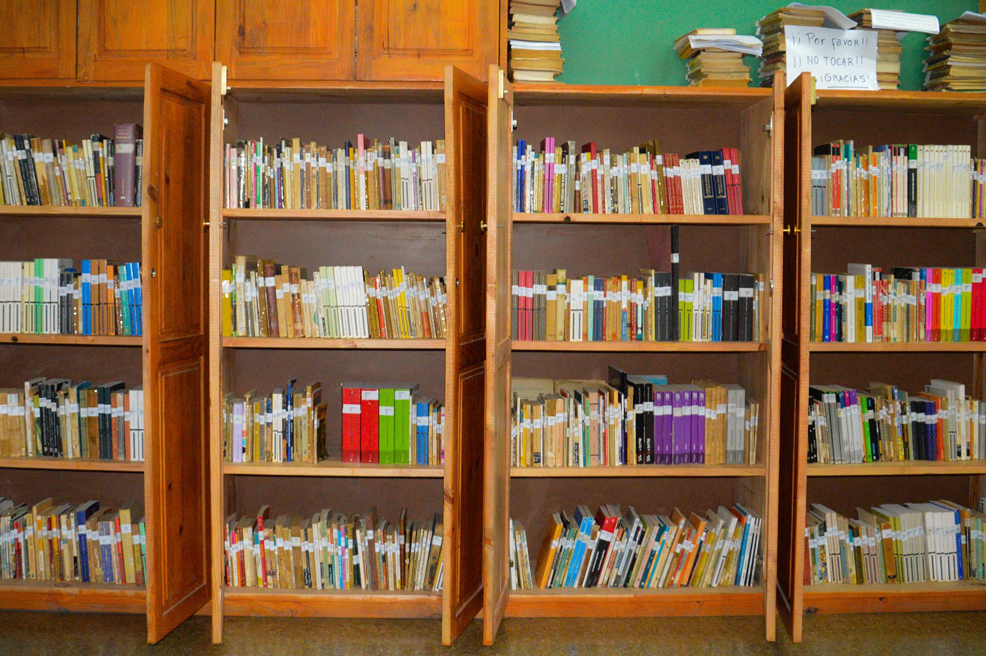 Biblioteca Escuela 2