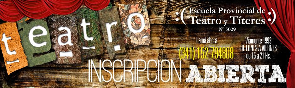 Inscripción 2013