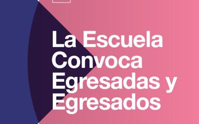 Convocatoria Egresadas y Egresados 2020