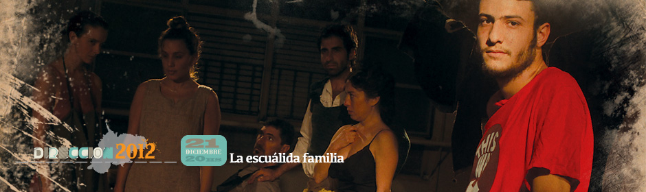 La escuálida familia