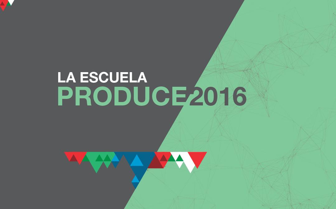 La Escuela Produce 2016