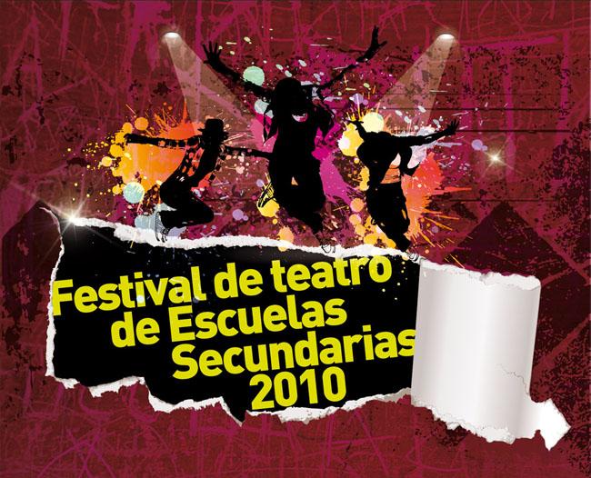 2º Festival de Teatro de Escuelas Secundarias – 2010