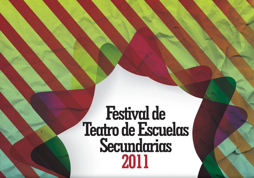 3º Festival de Teatro de Escuelas Secundarias – 2011