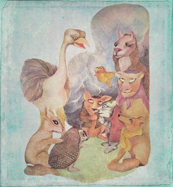 Los casos de Juan el zorro, de Bernardo Canal Feijóo